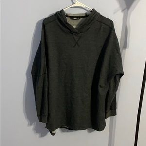 The north face women's hooded tee
